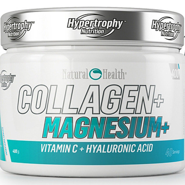 Hypertrophy Collagen + Magnesium 400g